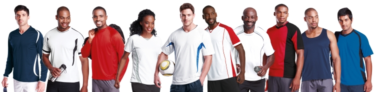 Active and Sports shirts