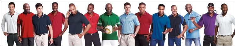 Barron Golf Shirts
